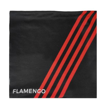 Bandana Barbedo Tubular Flamengo Gávea