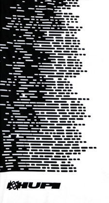 Bandana Hupi Biometria Branco