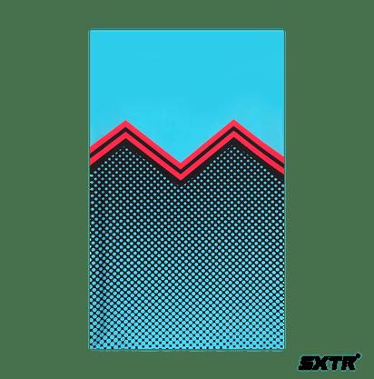 Bandana Sport Xtreme Bianchi