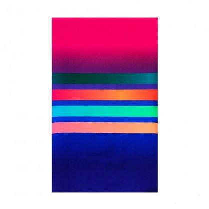 Bandana Sport Xtreme Rainbow Azul e Rosa