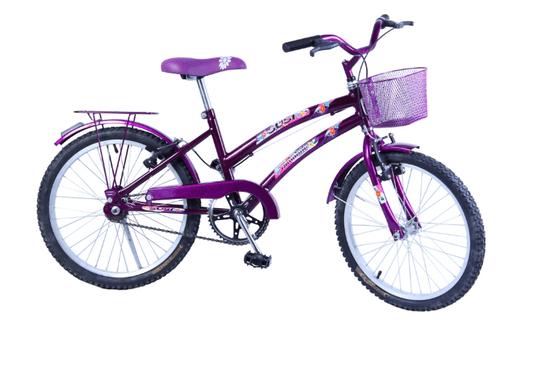 Bicicleta Dalannio Susi Aro 20 Violeta