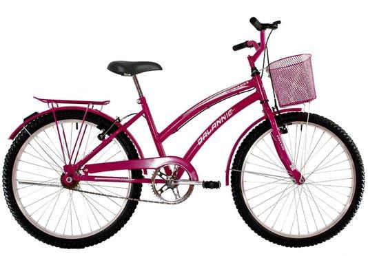Bicicleta Dalannio Susi Aro 24 Pink