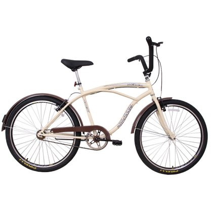 Bicicleta Dalannio Beach Masculina Aro 26
