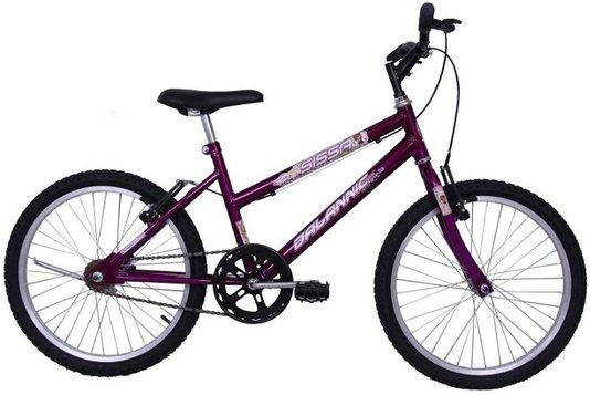Bicicleta Dalannio Sissa Aro 20