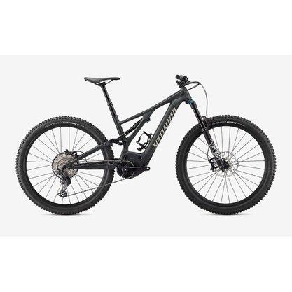Bicicleta Specialized Turbo Levo Comp SLX 12v 2021 Verde e Branco