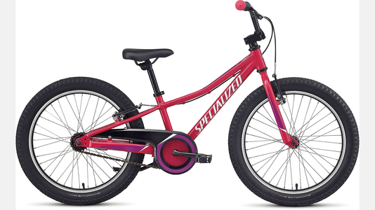 Bicicleta Specialized Riprock Coaster Aro 20 Rosa (B6517-9609)