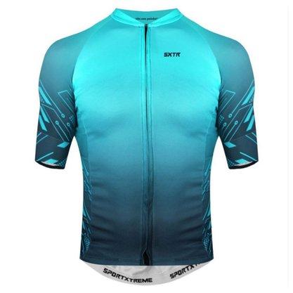 Camisa Sport Xtreme Slim Move Azul