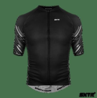 Camisa Sport Xtreme Slim Move Preto