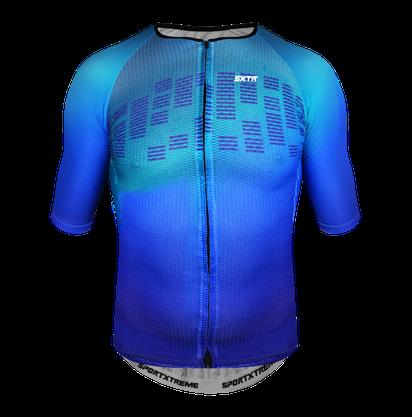 Camisa SportXtreme Escala Summer Azul