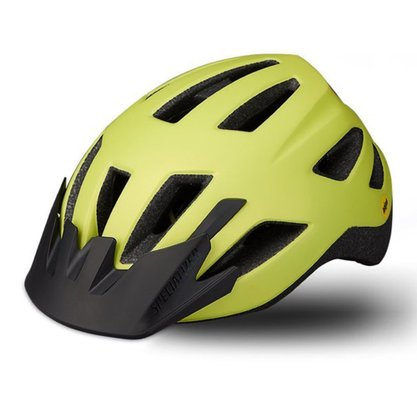 Capacete Specialized Shuffle Child Led  Verde