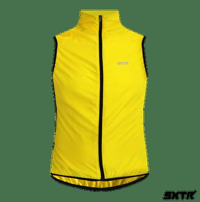 Colete Sport Xtreme Corta Vento Masculina Cor Amarelo Neon