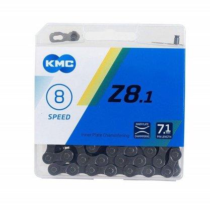 Corrente KMC Z8.1 116 Elos 8 Velocidades