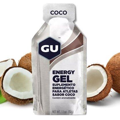 Gel Energetico GU Coco