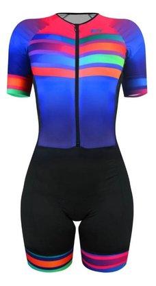 Macaquinho Sport Xtreme Confort Rainbow