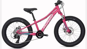Bicicleta Specialized Riprock Fem Aro 20 2021 Rosa e Branca