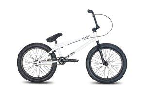 Bicicleta BMX DRB Highway 20.6'' Branca e Preta